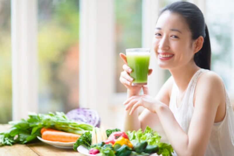 ダイエットに野菜は効果的!
