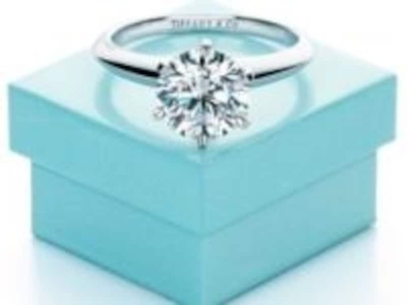 一番人気の婚約指輪undefinedphoto:Tiffany