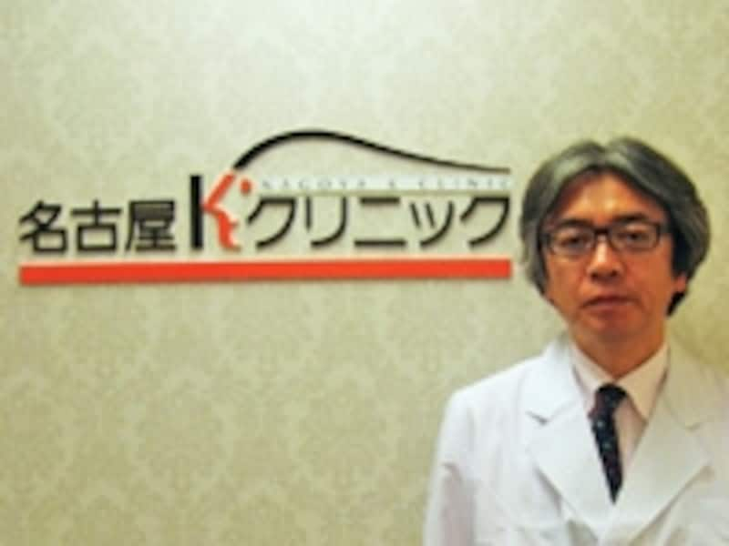 AllAbout「男のヘアケア」ガイド・岡嶋研二氏。2012年4月に育毛専門クリニック「名古屋Kクリニック」を開院されました