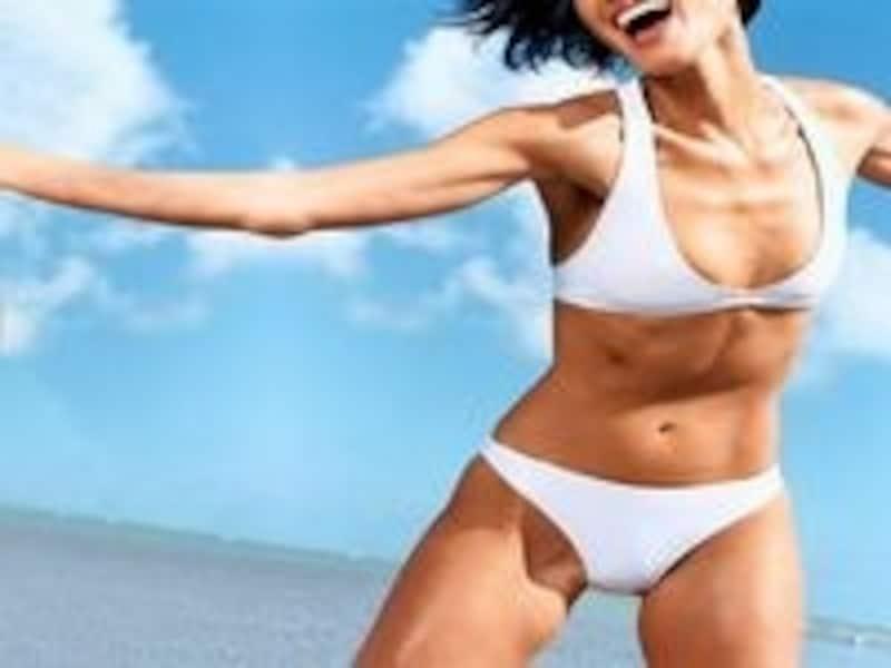 健康的な体型が一番キレイ!