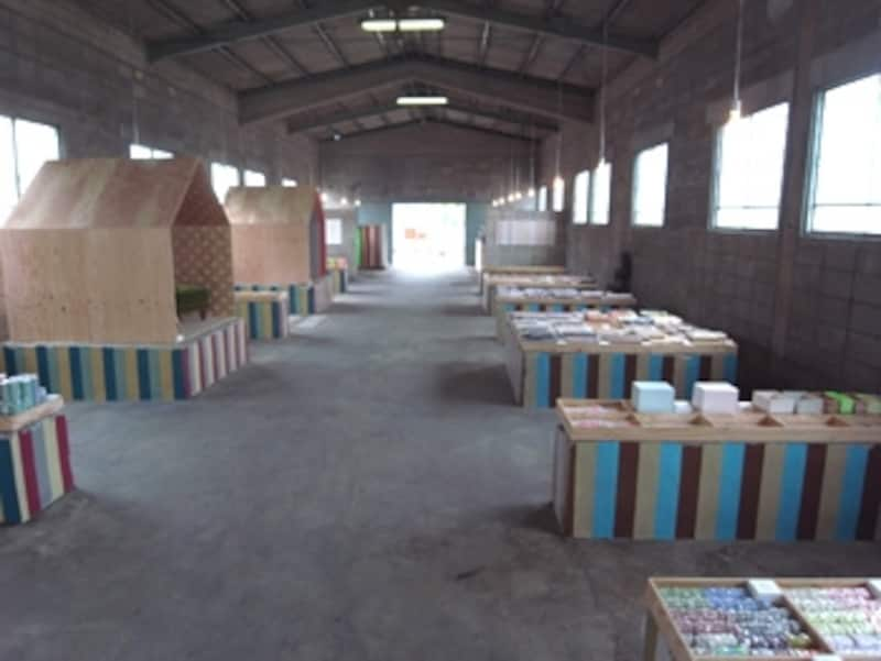 待望のショップコーナー