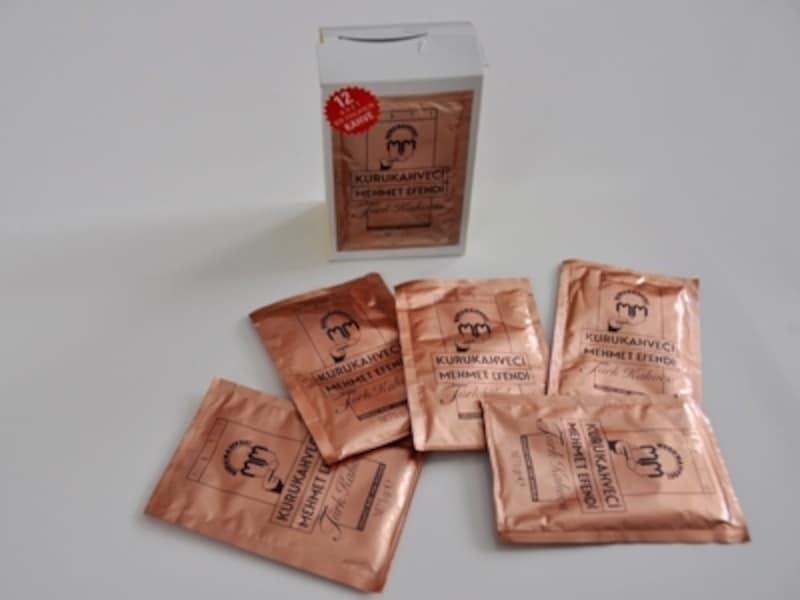 小袋別トルココーヒー粉