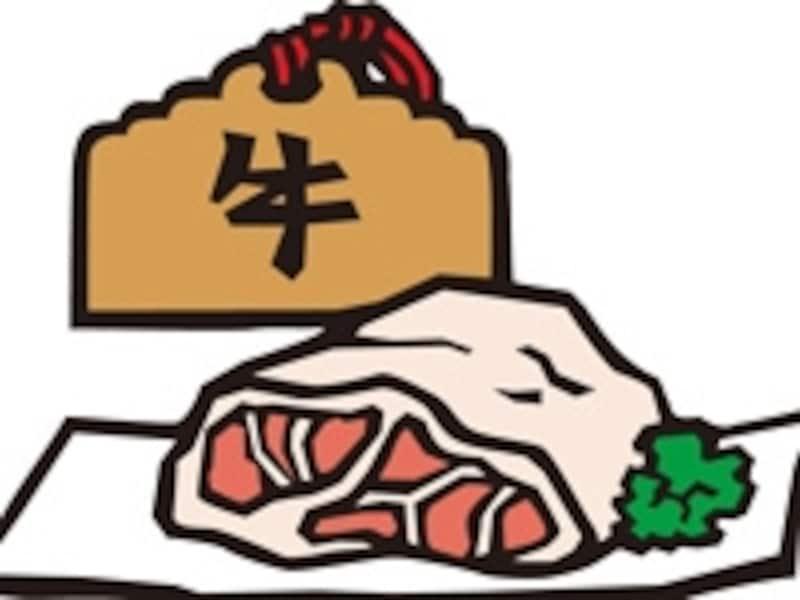 国産牛肉を松阪肉と書くと不当表示になる