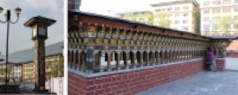 ティンプーundefined時計塔広場