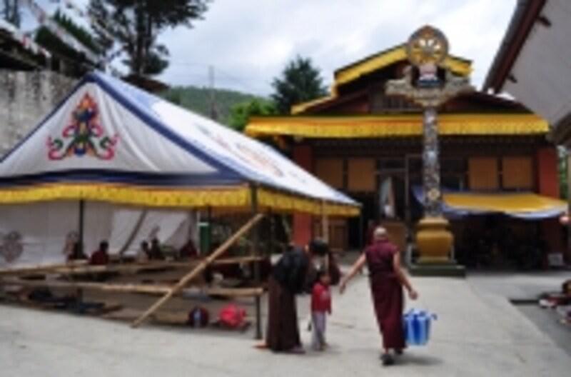 ドゥプトプ僧院