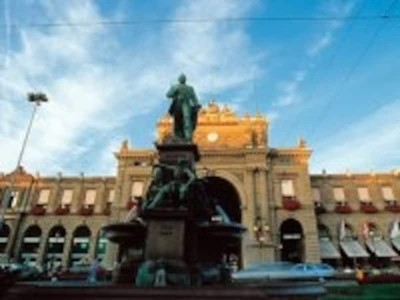 チューリヒ中央駅