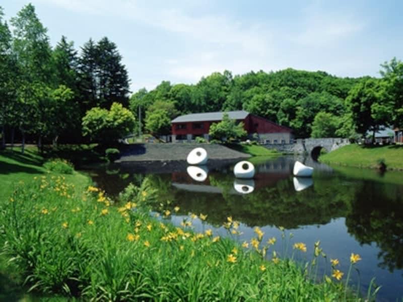 マルタ・パンの「浮かぶ彫刻・札幌」
