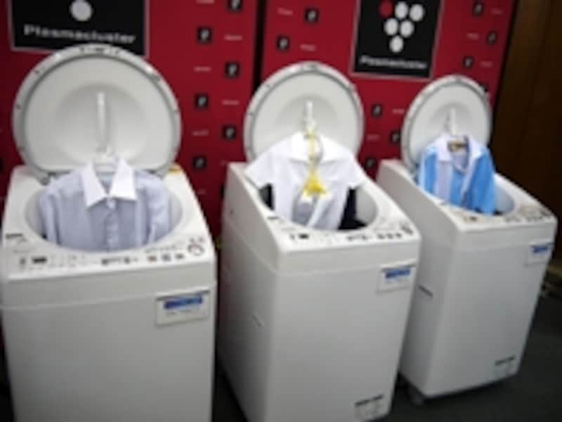 SHARPタテ型洗濯乾燥機