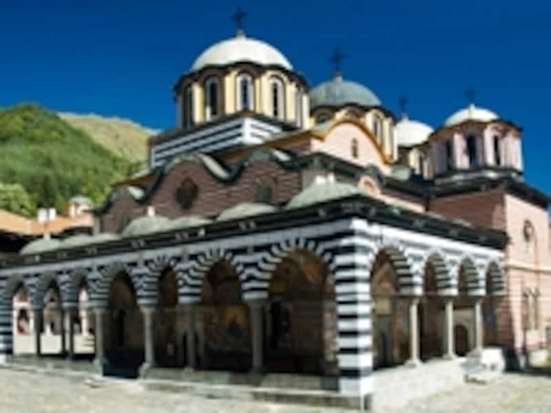 聖母教会の全体像