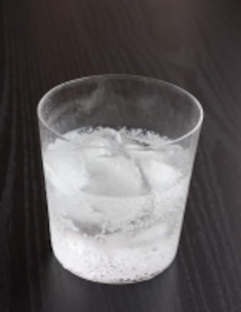 酸性度,炭酸飲料