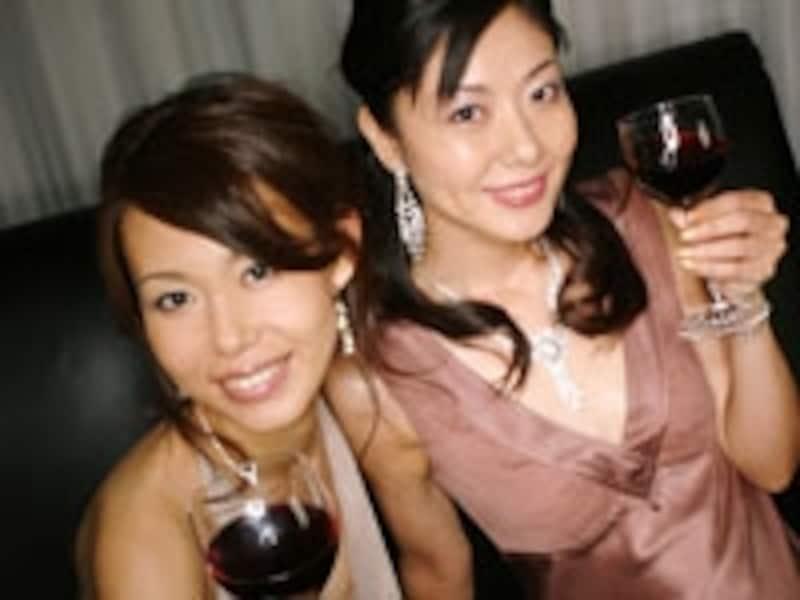 ワインも飲み方次第