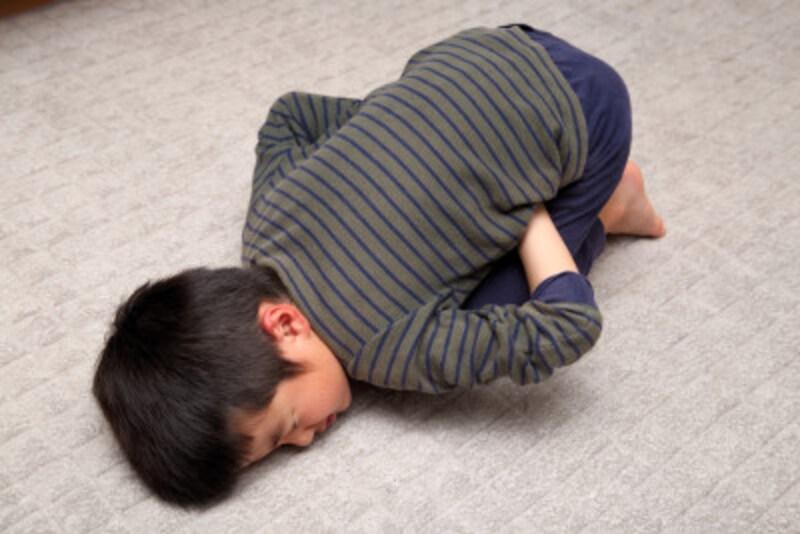 免疫力の低い子どもは食中毒の危険性も大!