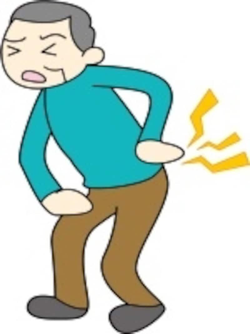 回復してきたはずの腰痛。ところが腰にふたたび違和感が?