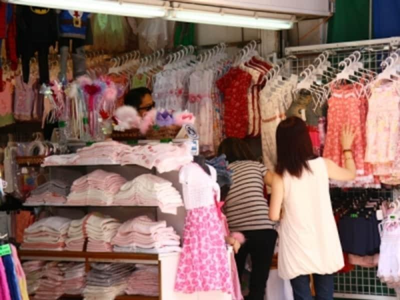 スタンレーマーケットは子ども服の宝庫
