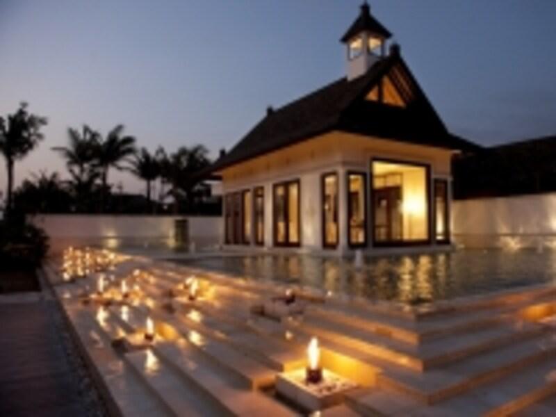 バリ島のウエディング式場