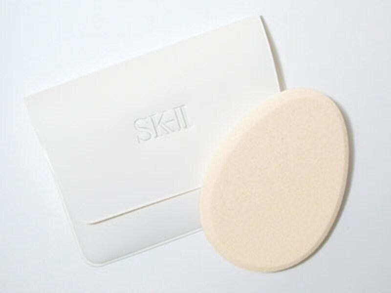 SK-II水アリ・ナシで使えるスポンジ