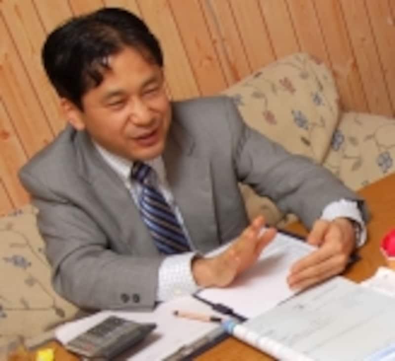 飯島靖子さん(仮名・45歳)会社員家族構成=独身(1人暮らし)東京都中央区/賃貸住宅