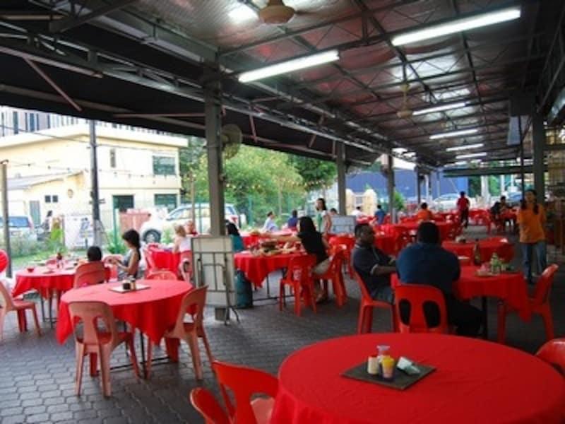 マレーシア、中国料理店