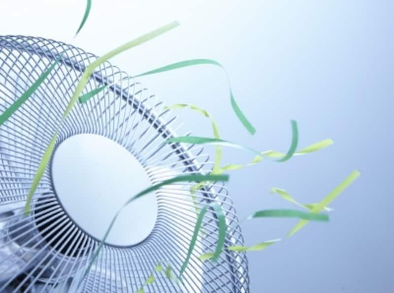さまざまなタイプの扇風機が販売されています