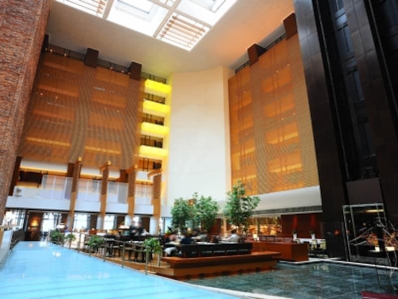 ストリングスホテル東京インターコンチネンタル ザ・ダイニングルーム