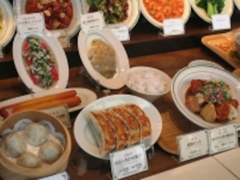 チャイニーズ青菜