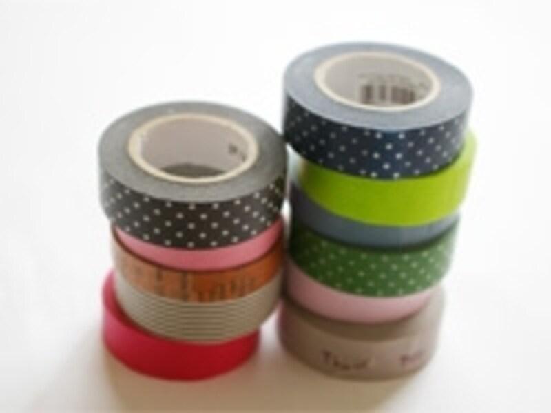 100円マスキングテープ