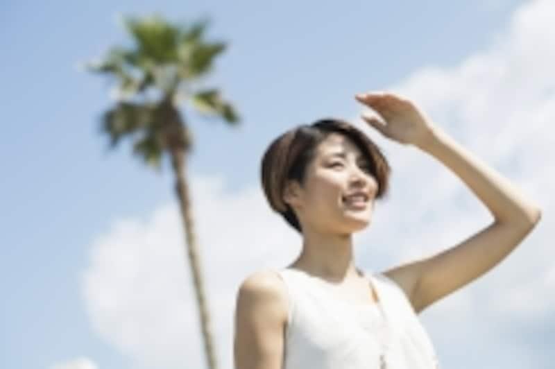 夏の化粧崩れを防ぐ方法は?