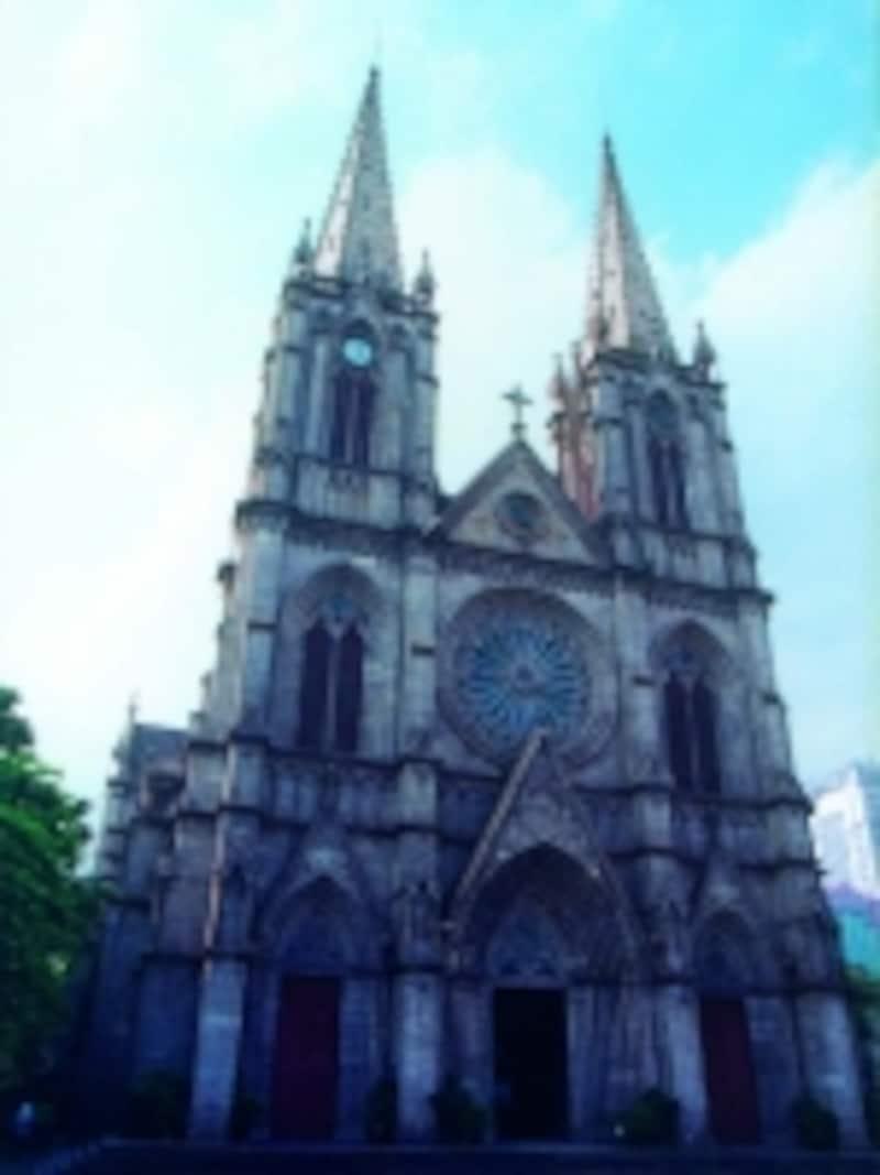 広州・聖心堂