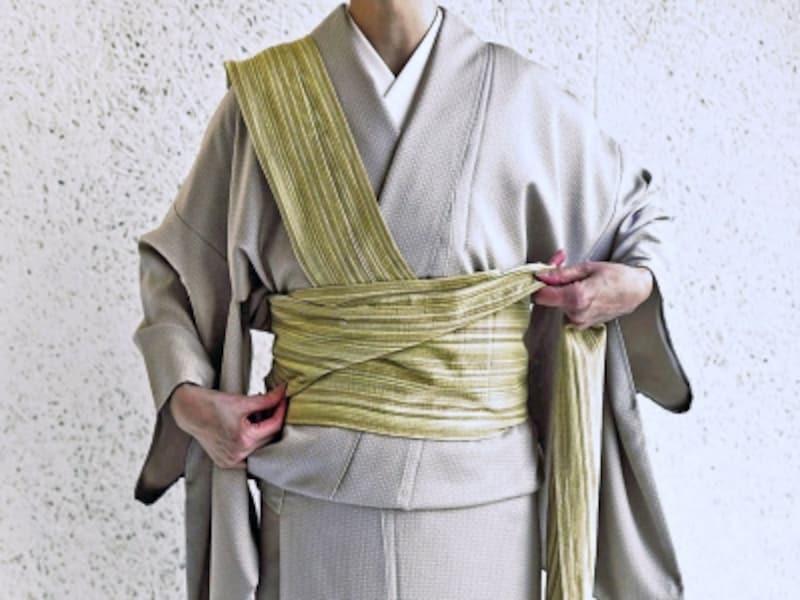 「パタパタ結び」結び方5