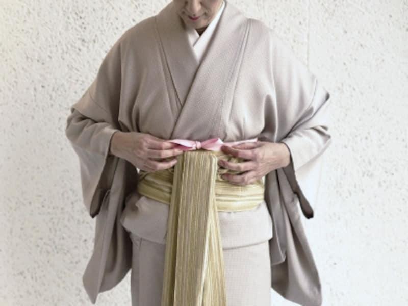 「パタパタ結び」結び方8