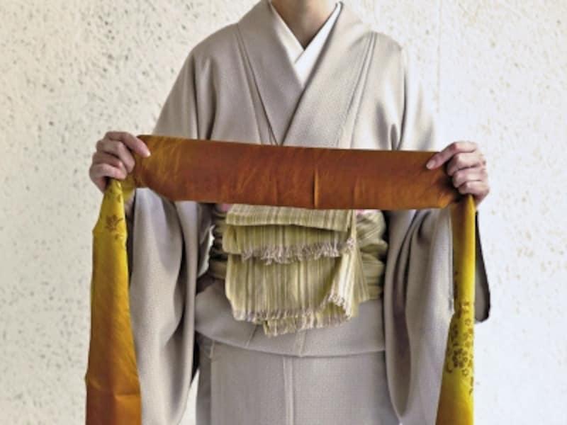 「パタパタ結び」結び方12