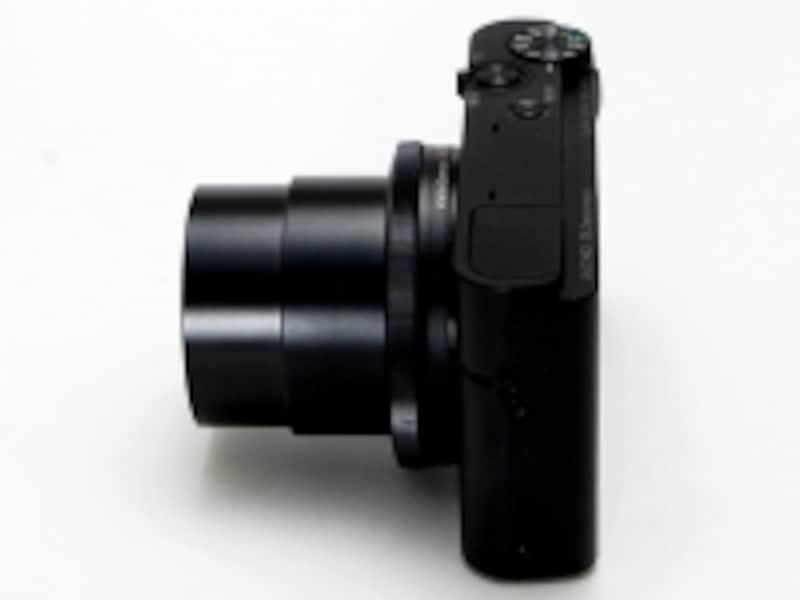 DSC-RX100厚み