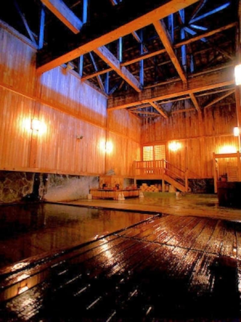 蔦温泉蔦温泉旅館「泉響の湯」