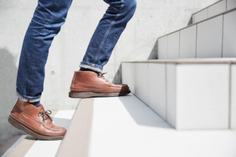 靴擦れの原因とは?