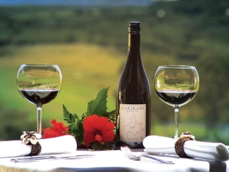 世界的に評価の高いニュージーランドワイン