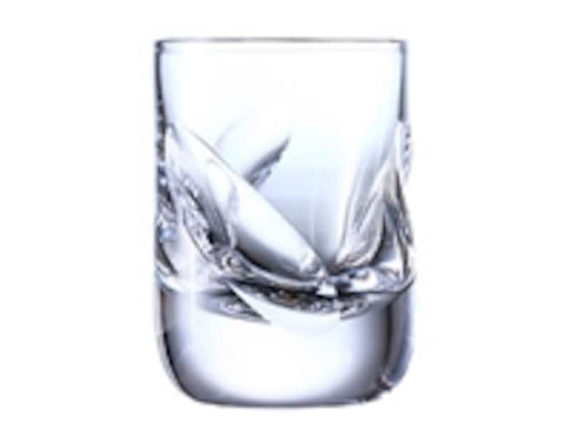 タケオキクチクリスタルショットグラス