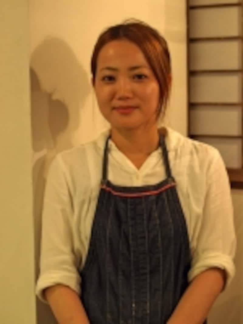 オーナーパティシエ 新田あゆ子さん