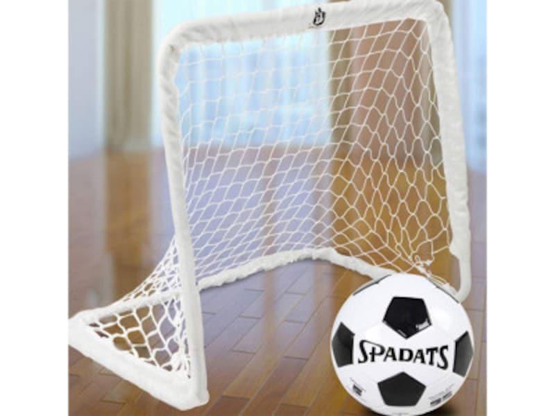 ベランダ遊び・庭で遊べる 室内遊具・大型遊具……サッカーゴール