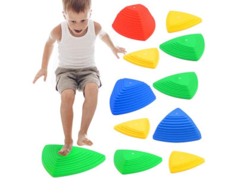 ベランダ遊び・庭で遊べる 室内遊具・大型遊具……バランスボード