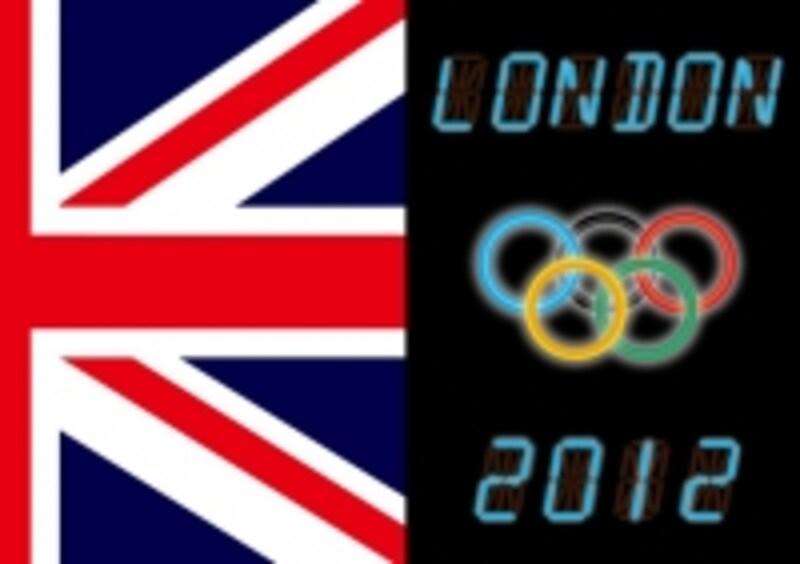 ロンドン五輪イメージ