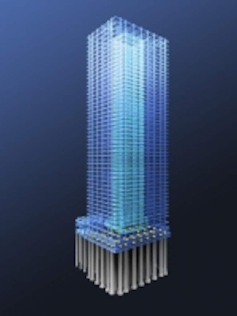 最大級の免震タワー「ザ・パークハウス晴海タワーズクロノレジデンス」