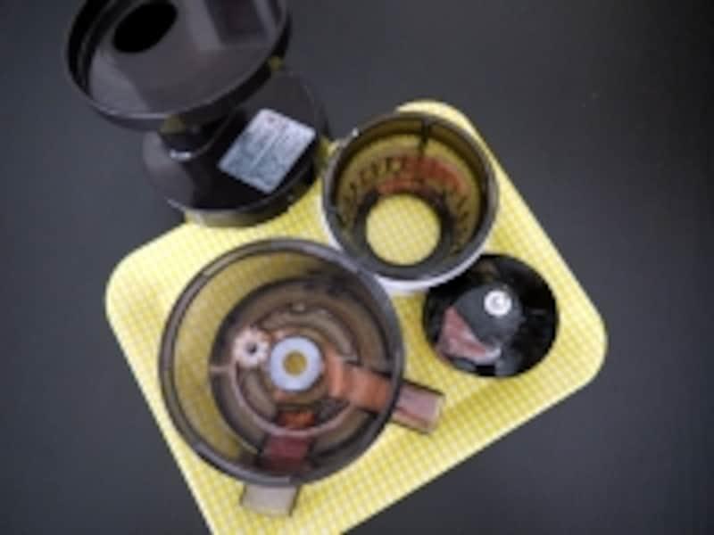 シャープ・juicepresso(ジュースプレッソ)【EJ-CP10A】