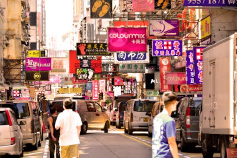 香港のスーパー事情とは