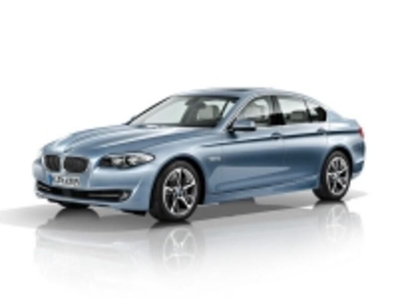 BMWアクティブハイブリッド5