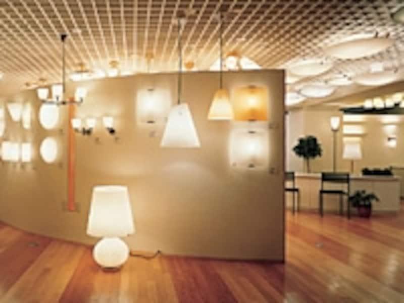 山田照明ショールーム(2階)