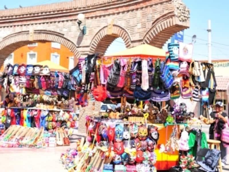 陽気な人達が生活するメキシコ、ティファナ