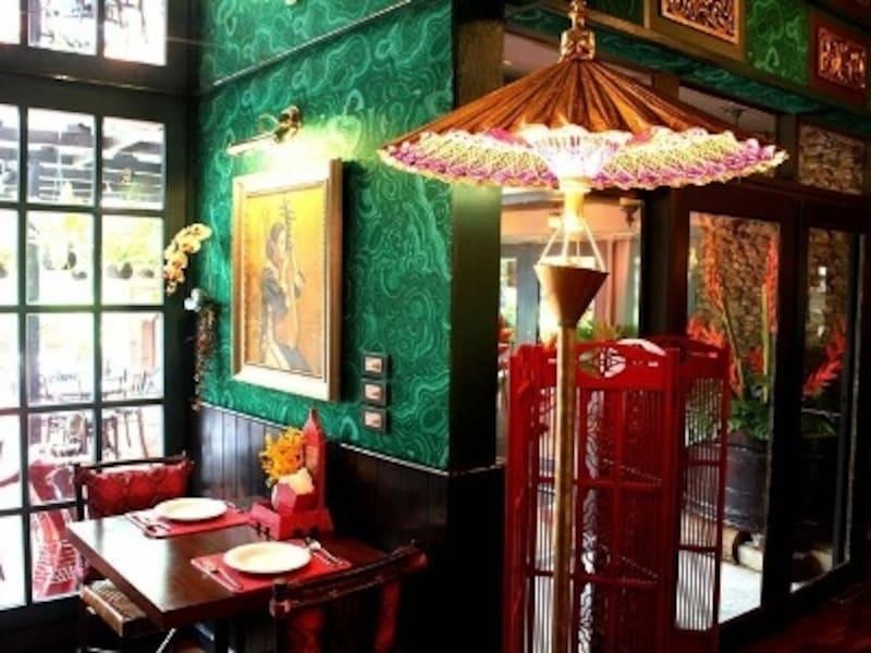 ジムトンプソンundefinedレストラン
