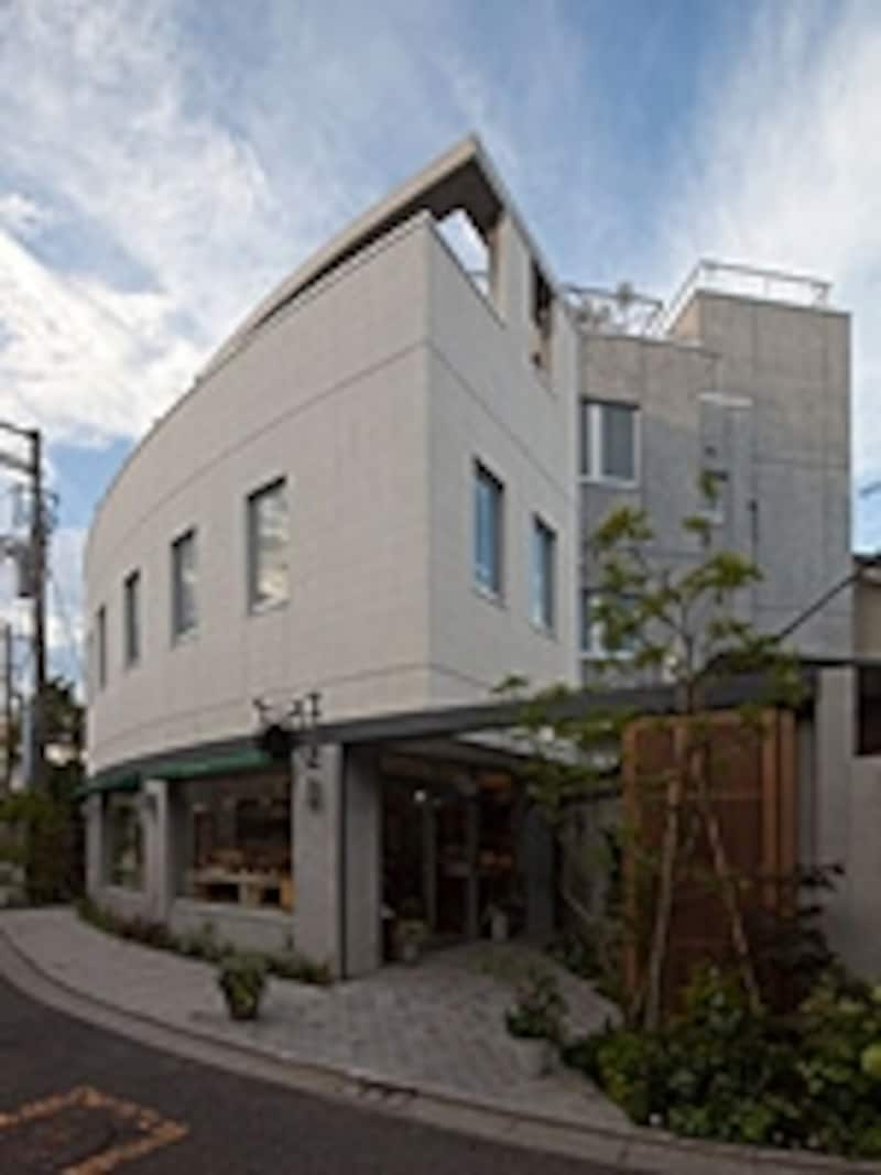 鎌倉利々庵の外観