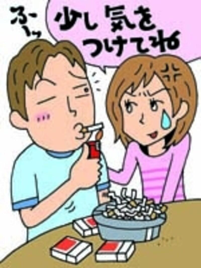 喫煙習慣はEDリスクのバロメーターに
