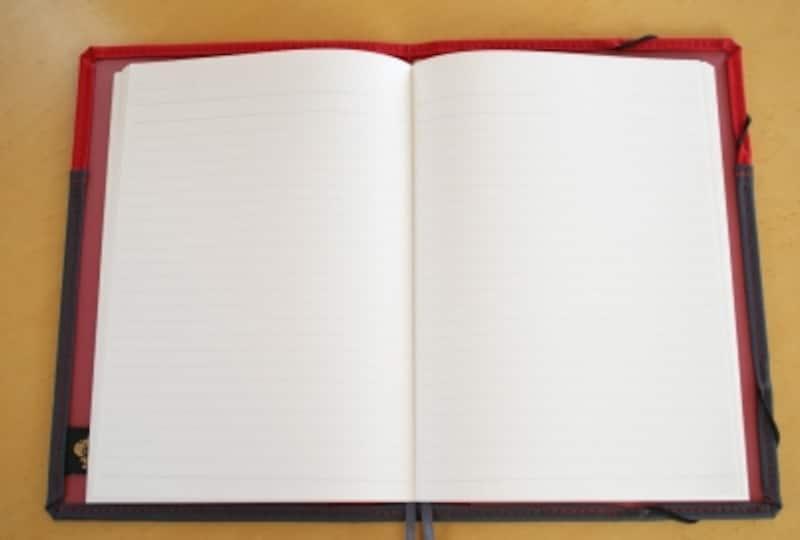 トライスラムス×オロビアンコundefinedノートカバー